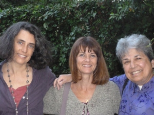 Federica Parretti, Sophie Geoffroy, Phyllis Mannocchi