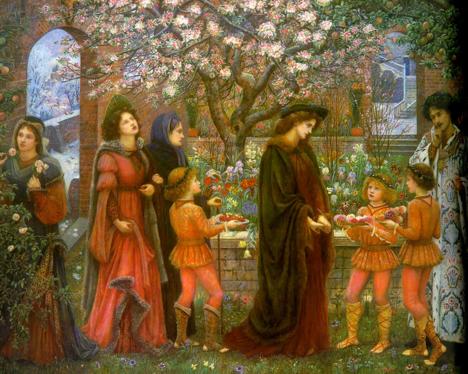 The Enchanted Garden of Messr Ansalso